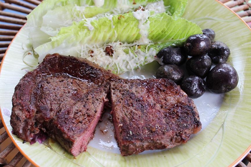 steak, rub recipe